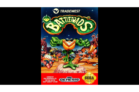 Sega Genesis Battletoads Video Walkthrough - YouTube