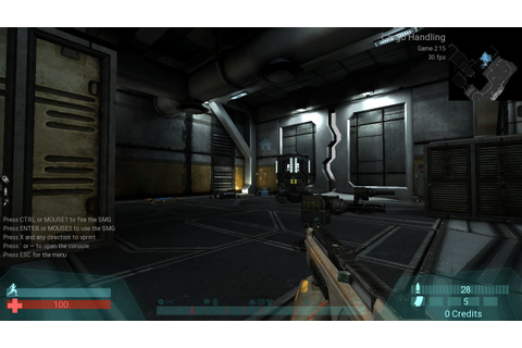 Unvanquished Shooter Reached Alpha 32 [Ubuntu Installation ...