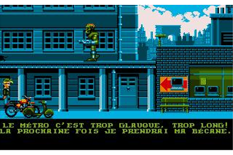 Bargon Attack Download (1992 Amiga Game)
