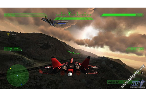 JASF: Jane's Advanced Strike Fighters - Tai game ...