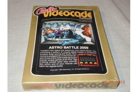 Bally Astrocade: Video Games & Consoles | eBay