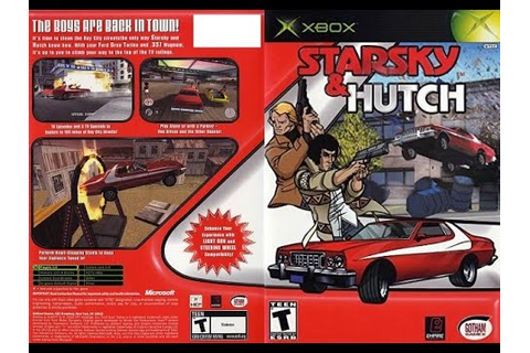 Starsky & Hutch (video game) - Review - YouTube
