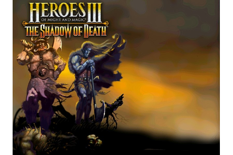 HEROES OF MIGHT AND MAGIC 3 SHADOW OF DEATH CHEATS
