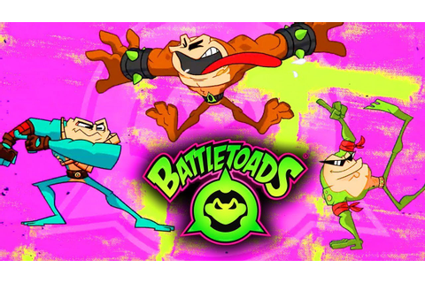 Battletoads - Official Gameplay Trailer | E3 2019 - YouTube