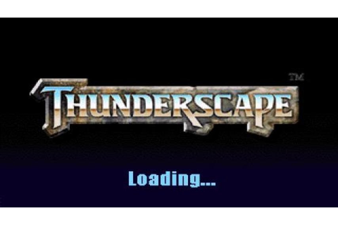 World of Aden: Thunderscape gameplay (PC Game, 1995) - YouTube
