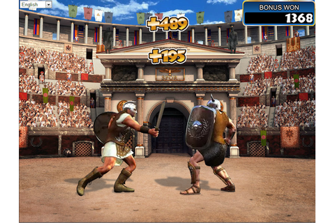 Gladiator - interesting slot for real game!