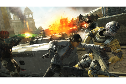 Fuse Screenshots - Video Game News, Videos, and File ...