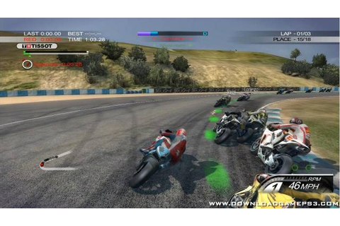 MotoGP 10-11 - Download game PS3 PS4 PS2 RPCS3 PC free