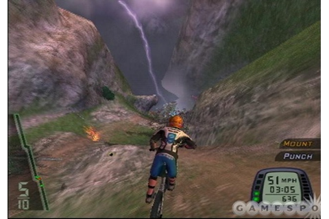 RAZORMIND 01 : Downhill Domination Game PC Free Download
