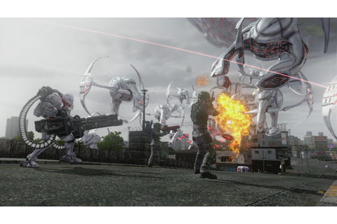Earth Defense Force 2025 review: kill 'em all | Polygon