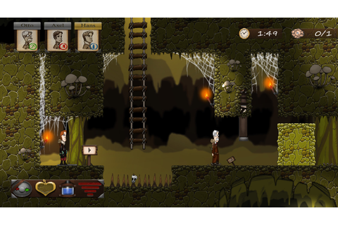 Download Journey To The Center Of The Earth Full PC Game