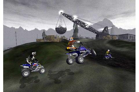 """The Next Level"" Game Review - ATV Offroad Fury 2"