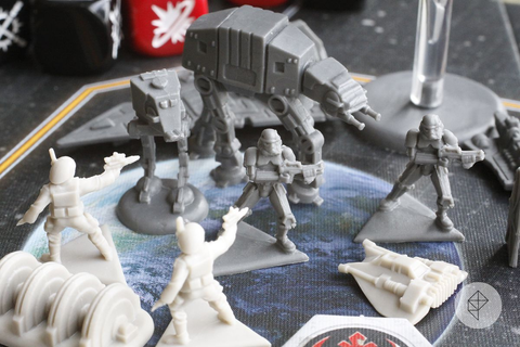 Star Wars: Rebellion is a great board game nearly crippled ...