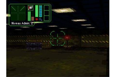 Defcon 5 (Millennium) Download (1995 Arcade action Game)