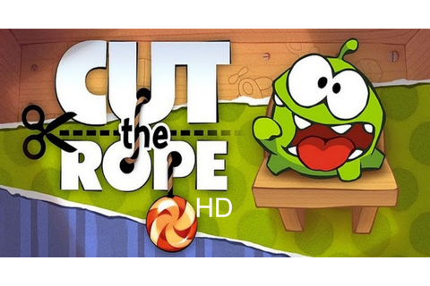 Cut the Rope HD v2.3.2 APK | Android Games Download