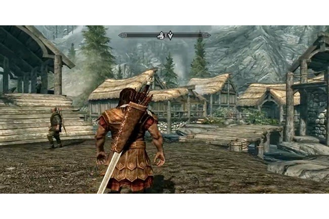 The Elder Scrolls V: Skyrim Free Download (PC) | Fully PC ...