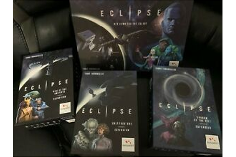 Eclipse New Dawn for the Galaxy and all Expansions Board ...