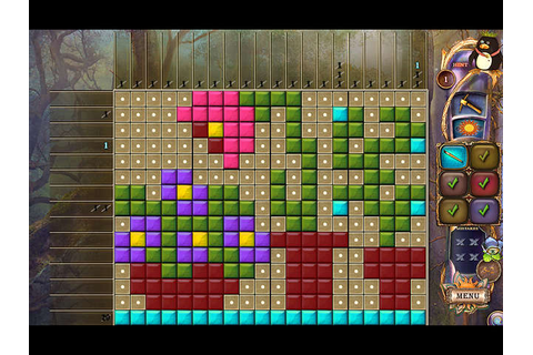 Fantasy Mosaics 20 - Castle of Puzzles | GameHouse