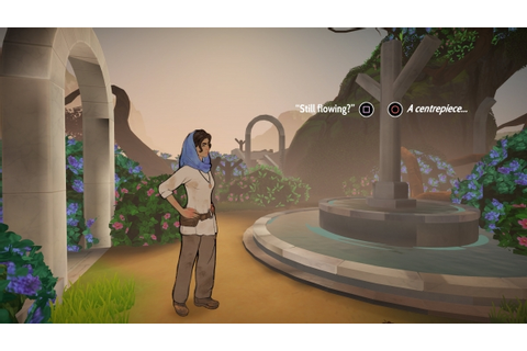 Archaeological sci-fi graphic 3D adventure game Heaven's ...