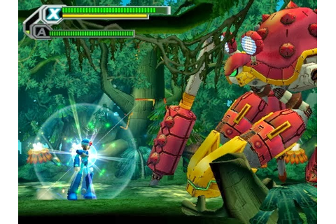 Mega Man X8 Game - Free Download Full Version For PC