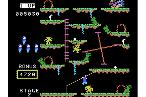 Download Roc 'N Rope (ColecoVision) - My Abandonware