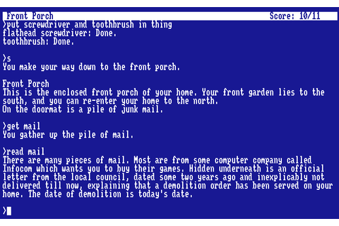 Download The Hitchhiker's Guide to the Galaxy - My Abandonware