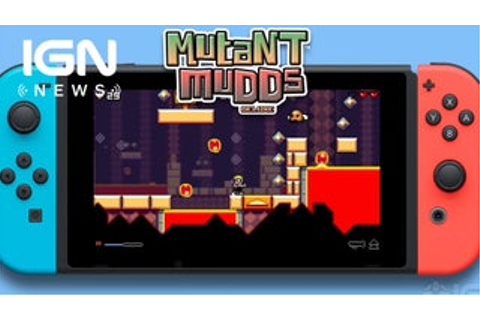 Mutant Mudds Collection - Nintendo Switch - IGN