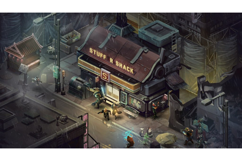 ShadowRun Returns Game Giveaway