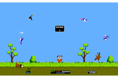 CP2020 Game Design Analysis Journal: Duck Hunt