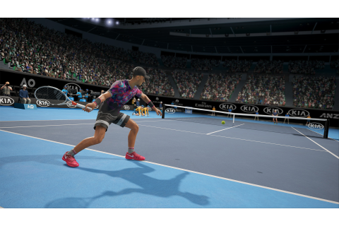 AO Tennis on PS4 | Official PlayStation™Store Australia