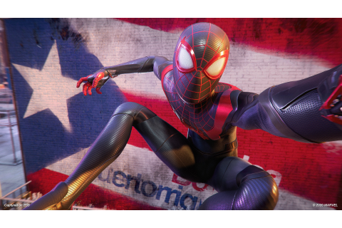 Insomniac Games announces Marvel's Spider-Man: Miles ...