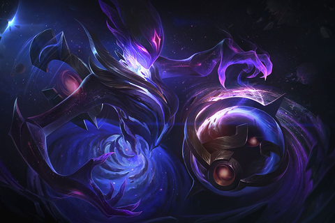 New Dark Star skins: Kha'Zix and Orianna - The Rift Herald