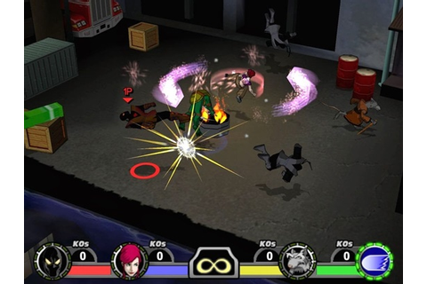 Teenage Mutant Ninja Turtles Mutant Melee Game - Hellopcgames