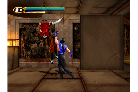 Mortal Kombat Mythologies: Sub-Zero Screenshots for ...