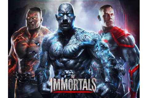 Game Review: WWE Immortals (Mobile - Free to Play) - Games ...