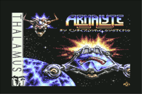 Download Armalyte (Commodore 64) - My Abandonware