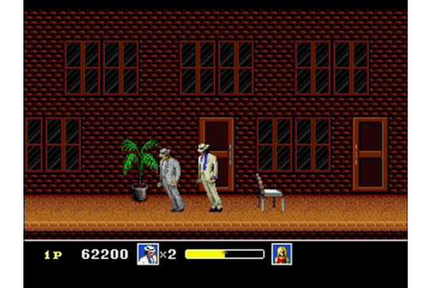 Michael Jackson's Moonwalker - Full Game - Part 1/3 - YouTube