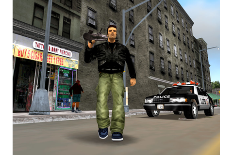 Rockstar Bringing Grand Theft Auto III to Android this Fall