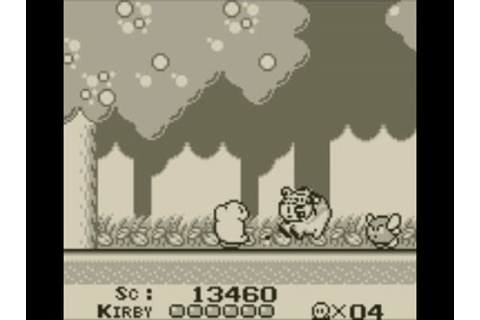 Kirby's Dream Land | Game Boy | Jeux | Nintendo