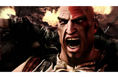 God of War - How Kratos Got The Blades of Chaos Cutscene ...