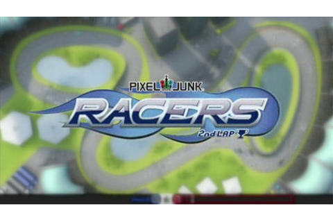 PixelJunk™ Racers 2nd Lap Game | PS3 - PlayStation