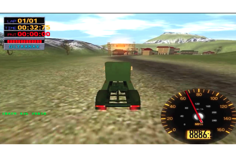 Big Rigs Over The Road Racing PC Game Free Download ...
