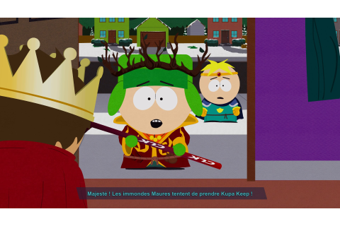 South Park : L'Annale du Destin sur ActuGaming.net