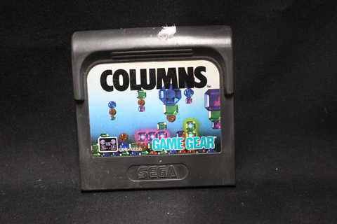 COLUMNS game for GAME GEAR | eBay