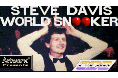 ATARI ST FAVORITE MUSIC STEVE DAVIS WORLD SNOOKER (THE ...