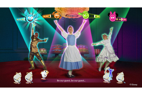 Amazon.com: Just Dance: Disney Party XBOX 360: Video Games