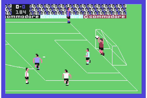 International Soccer (videogioco 1983) - Wikipedia