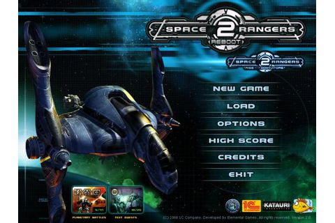 SPACE RANGERS 2 REBOOT +Original SpaceRangers PC Game N ...