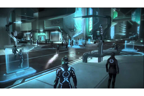 Tron: Evolution Walkthrough: Chapter 1 - Part 1 (X360/PS3 ...