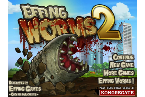 Effing Worms 2 Hacked (Cheats) - Hacked Free Games
